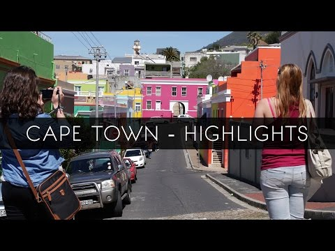 Cape Town Photo Tours - Cape Town Highlights