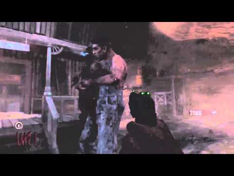 Black Ops 2 Zombies Buried How To Make Leroy Carry A Crawler - BO2 Invincible Crawler Trick - Smashpipe Games