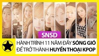 SNSD – Hành Trình 11 Năm Đầy Sóng Gió Để Trở Thành Nhóm Nhạc Nữ Huyền Thoại Của Kpop