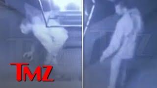 Kylie Jenner's Home Surveillance Catches Intruder (Full Video) | TMZ