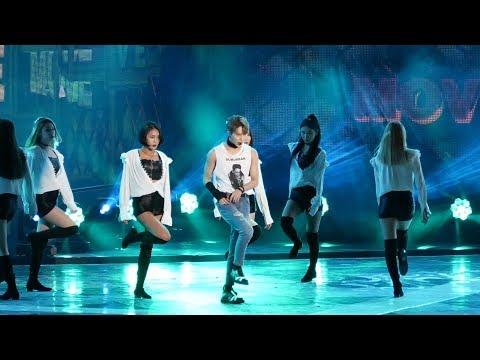 TAEMIN 태민 LOVE & MOVE 2017 BOF 폐막공연 20171031