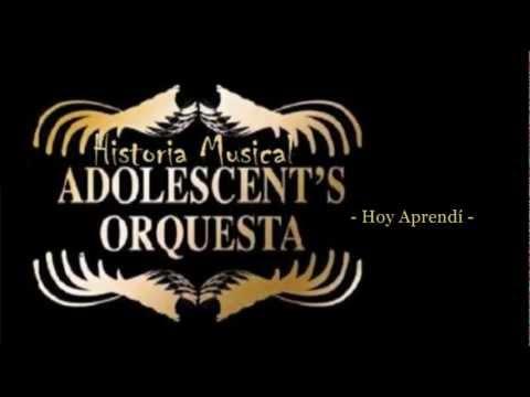 ORQUESTA ADOLESCENTES | Historia Musical