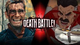 Why I Don't Want Homelander vs Omni-Man on DEATH BATTLE