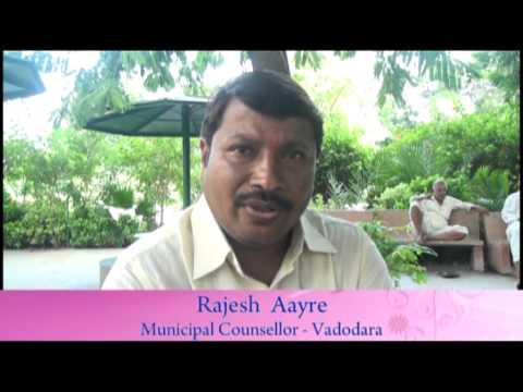 SafalShiksha.com Testimonial by Rajesh Aayre (Municipal Counsellor- vadodara)