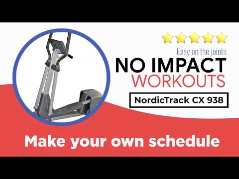 video Nordictrack CX938 Elliptical Review (Manual, Parts & More)