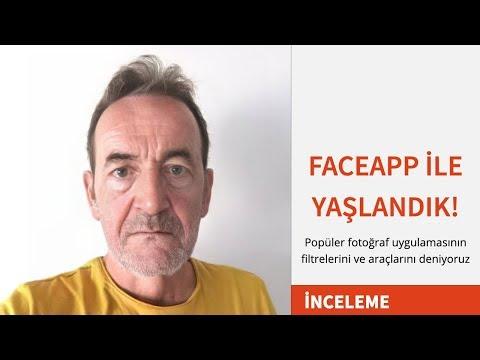 FaceApp mobil uygulama incelemesi: Biz de yaşlandık!