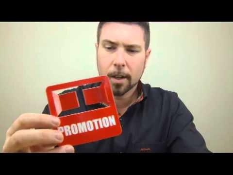 JRTech Solutions : les accessoires et outils de marketing pour les étiquettes électroniques.