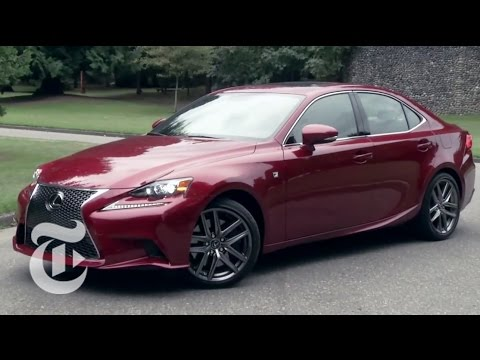 Lexus IS 2014 Review - Driven - Unlike Lexus!