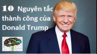 [Donald Trump] - 10 Bí Quyết Thành Công của Donald Trump