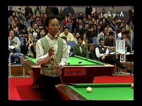 2000 All Japan Championship Chang HaoPing vs Kunihiko Takahashi