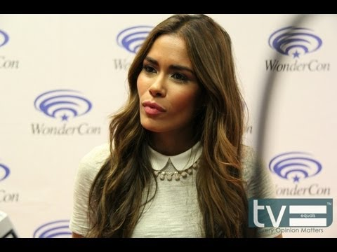 Daniella Alonso Interview - Revolution (NBC) - YouTube