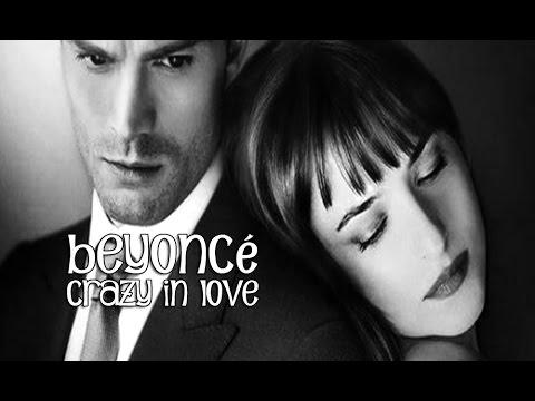 Beyoncé Crazy In Love (tradução) do filme 50 TONS DE CINZA (Fifty Shades of Grey) (Lyrics Video).