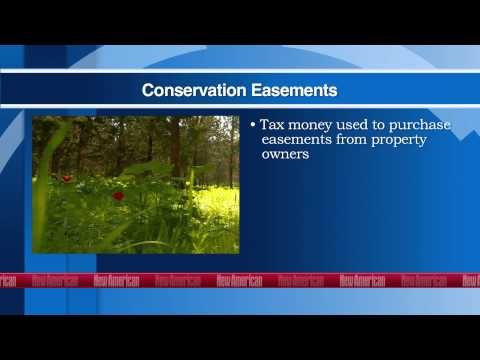 Beware of Conservation Easements