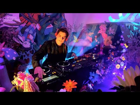 Audien at Beyond Wonderland Virtual Rave-A-Thon