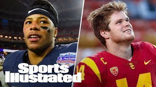 2018 NFL Draft Show: NFL Insiders Discuss Saquon Barkley, Sam Darnold | LIVE | Sports Illustrated