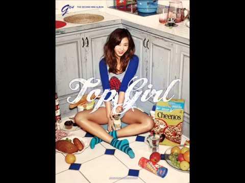 [FULL AUDIO] G.NA 'TOP GIRL'