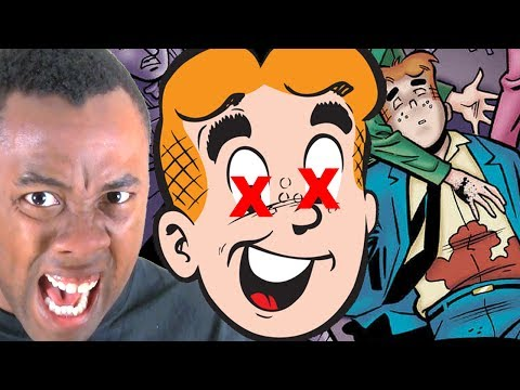 ARCHIE DIES?? Archie Gets Killed Dead : Black Nerd Rants - Smashpipe Comedy