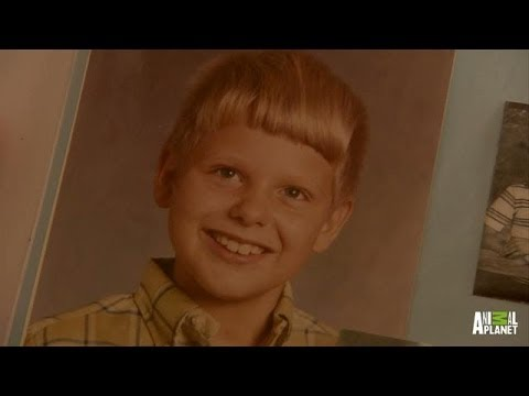 Old School Photos of Turtleman | Call of the Wildman - Animal Planet  - 1NHMXD9C2zA -
