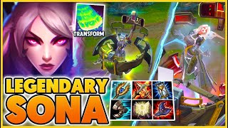 *NEW 100$ LEGENDARY Skin* Ultimate TRANSFORMATIONS!!! BunnyFuFuu | League of Legends