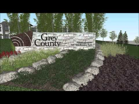 Grey County Administration Concept