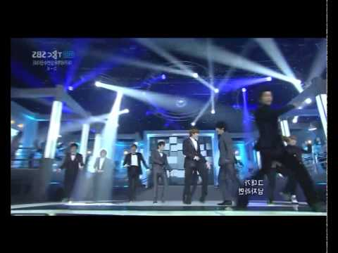 Super Junior feat. Victoria  f(x) - Know your name & Get Fresh MIRRORED