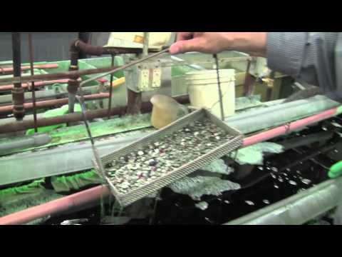 Electroplating - How to Electroplate - Basket Plating