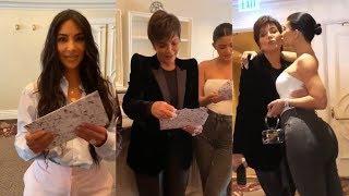 Kardashian Family Rented their Childhood Home for Kris Jenner's Birthday