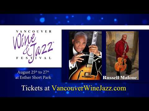 2017 Vancouver Wine & Jazz Festival