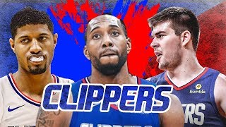 LOS ANGELES CLIPPERS ROSTER FOR THE NEXT SEASON 2019/2020 || HIGHLIGHTS & MOMENTS CLIPPERS