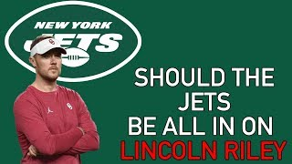 Should the New York Jets be all in on Lincoln Riley?