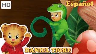 Daniel Tigre en Español 🌳 ¡Juguemos en el Patio Trasero! | Videos para Niños