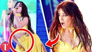 10 Most Embarrassing On Stage Moments