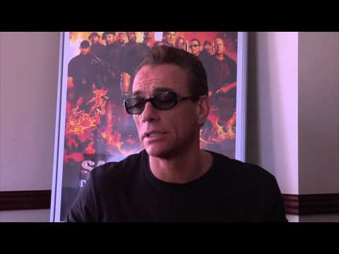 8:50 Exclusive Jean-Claude Van Damme 9-Minute Interview (Part 2)