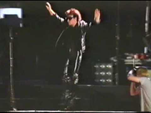 U2 - Zoo Station (Live from Adelaide, Australia 1993)