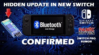 (Exclusive) New Nintendo Switch Bluetooth LE Functionality Confirmed + New Switch Pro Rumor