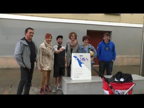 Aner Elgorriaga izan da Oria Merkatari Elkarteko Parisera bidaia irabazi duena