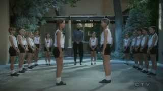 Agent Carter - Red Room training scenes