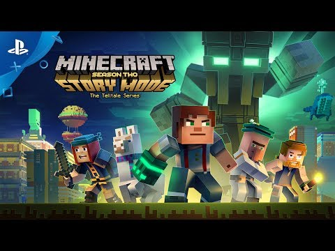 Minecraft: Story Mode - Season Two Trailer