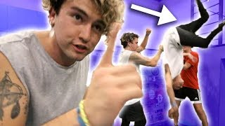 JC CAYLEN SENT ME TO THE HOSPITAL PT. 2!?