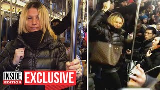Woman in New York Subway Attack Video: 'I Defended Myself'