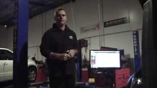 McLaurin Motorsport test performance of ULX110 Motor Oil