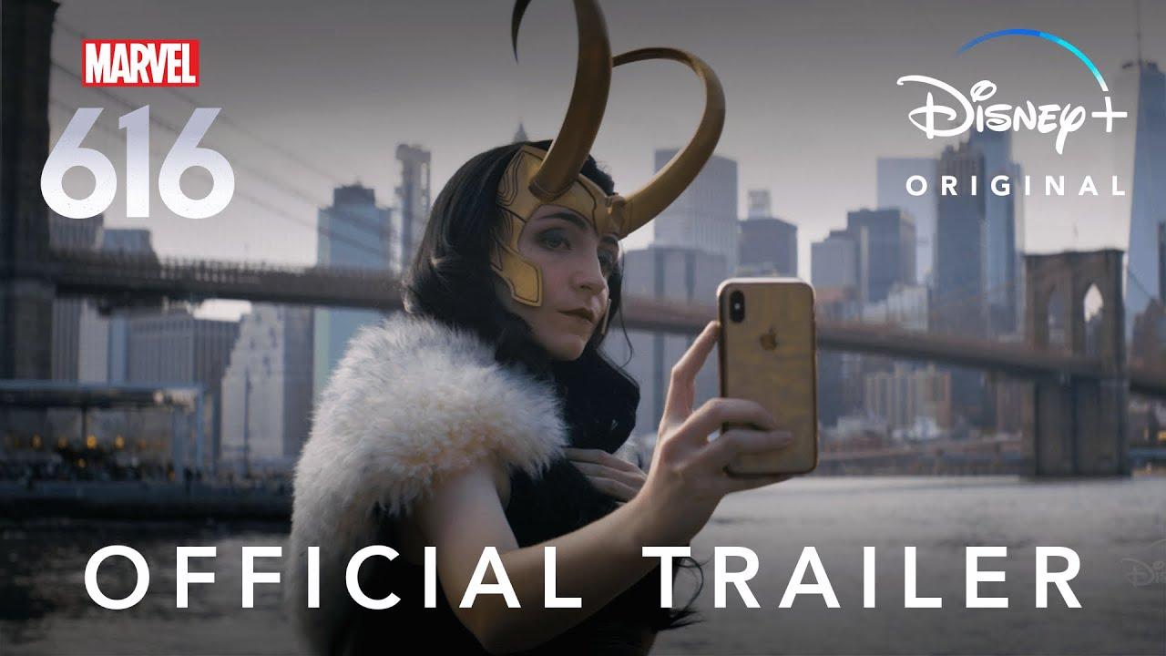 Trailer de Marvel's 616