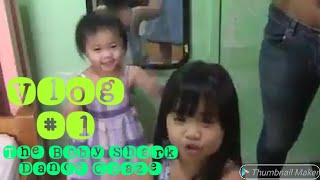 Vlog #1 The Baby Shark Dance of Zia & Gwyn