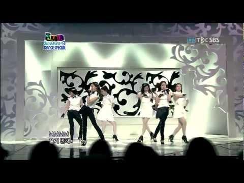 [HD 720p] 090802.티아라 - 거짓말