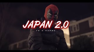 V9 x (Zone 2) Karma - Japan 2.0 [Music Video] Prod. Kazza