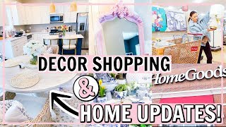 SHOP WITH ME FOR THE NEW HOUSE | HAUL | AND HOUSE UPDATES! | Alexandra Beuter