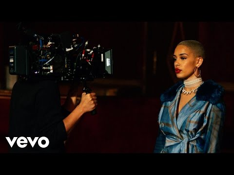 Jorja Smith - Vevo Behind The Scenes: