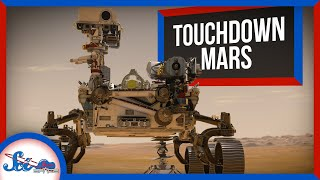 Perseverance Landed on Mars! Now What?   SciShow News