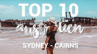 TOP 10 OSTKÜSTE AUSTRALIEN ∙ Work and Travel Reiseguide