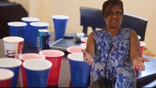 Fake House Party Prank on Mom!!